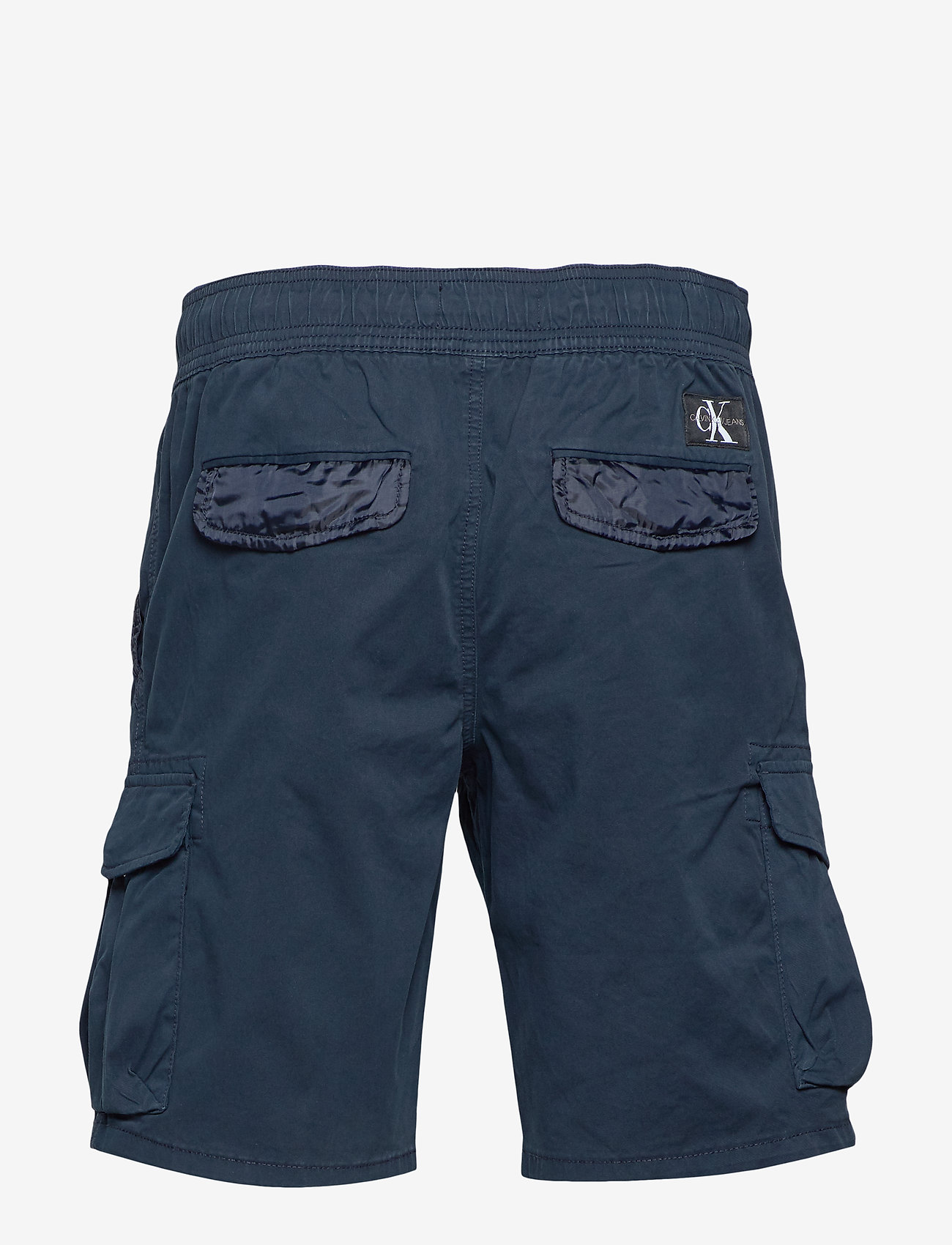Calvin Klein Jeans - SIMPLE WASHED CARGO SHORT - cargo shorts - night sky - 1