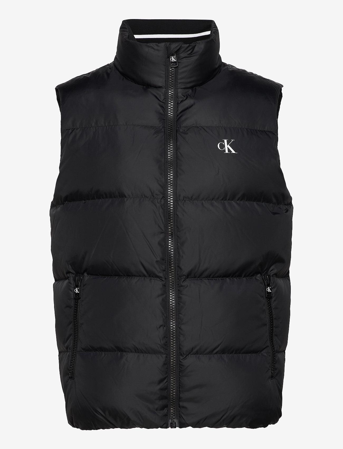 Calvin Klein Jeans - DOWN VEST - vesten - ck black - 1