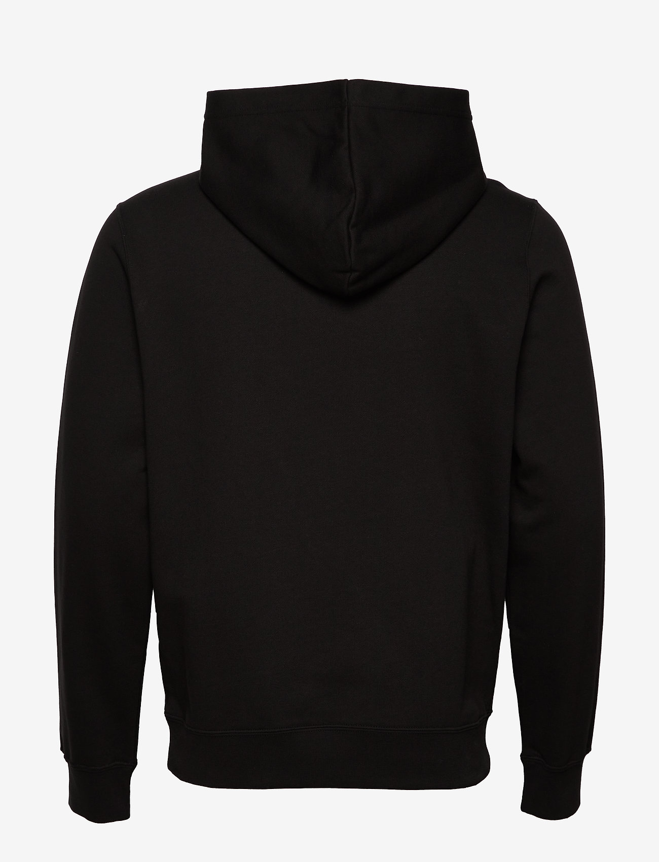 Calvin Klein Jeans - SUBTLE INSTITUTIONAL LOGO HOODIE - basic sweatshirts - ck black - 1