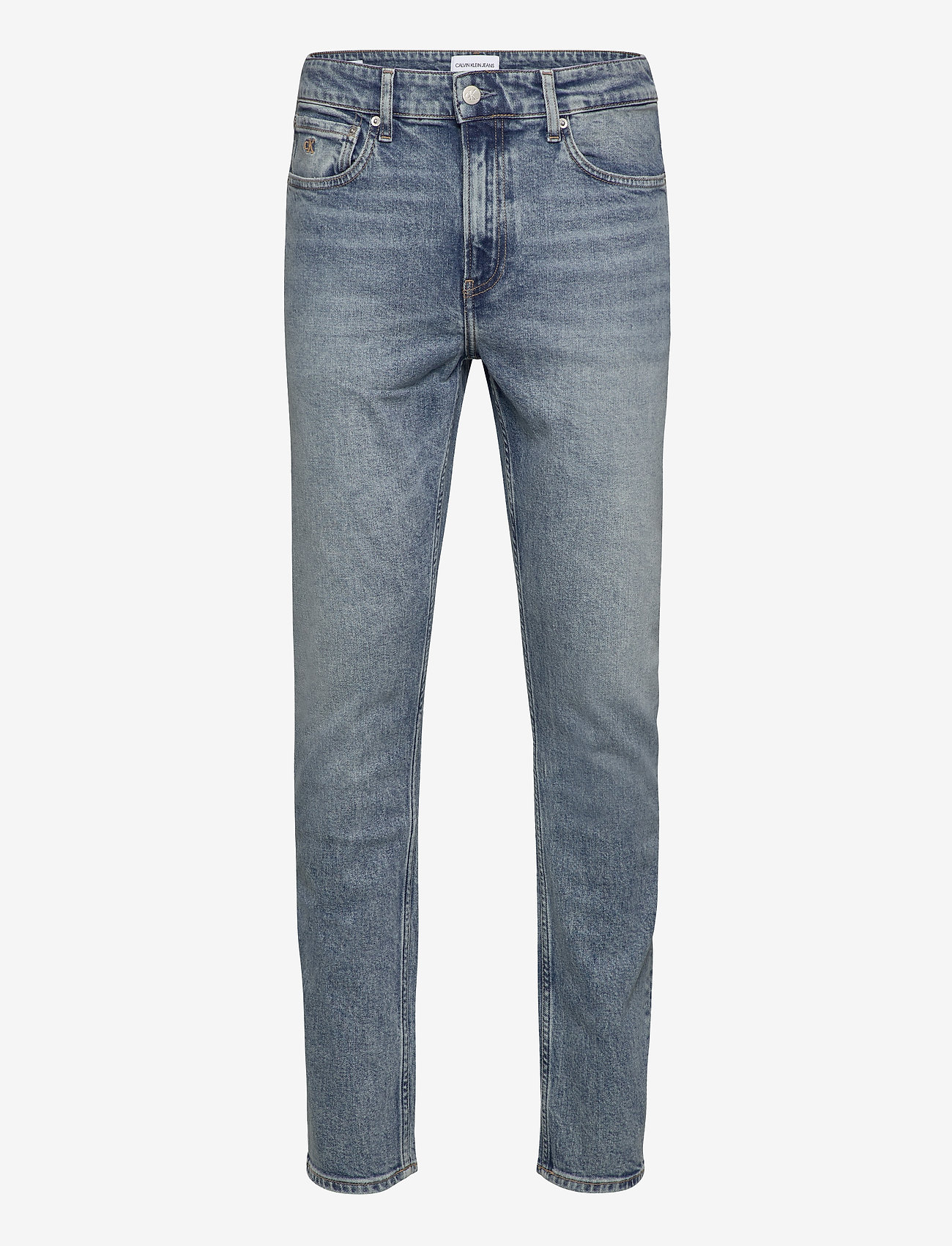Calvin Klein Jeans - CKJ 058 SLIM TAPER - slim jeans - ab112 light blue - 0