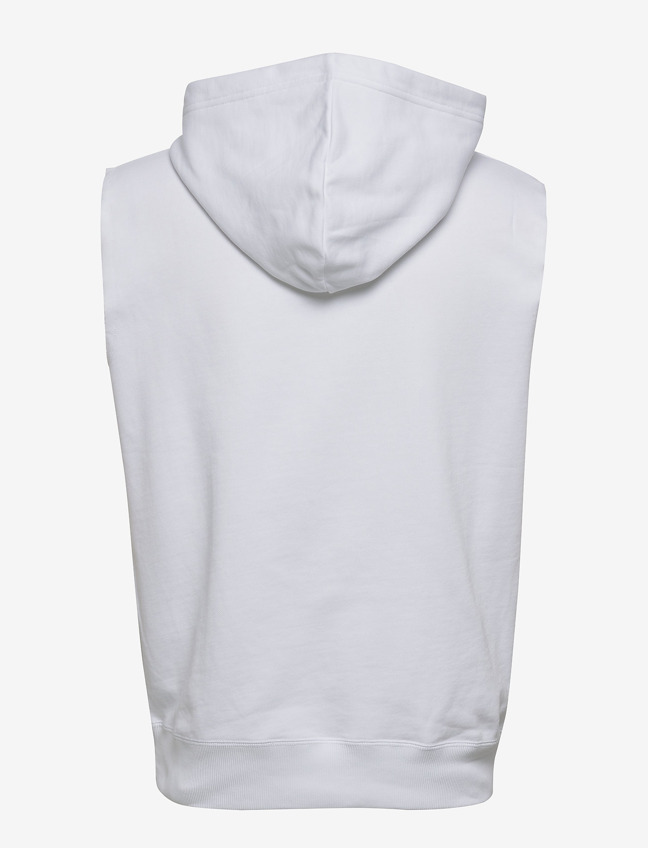 Calvin Klein Jeans - BIG FLAG REGUL - hoodies - bright white - 1