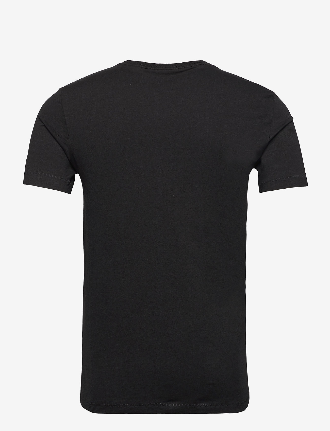 Calvin Klein Jeans - MIRROR LOGO SLIM FIT TEE - t-shirts à manches courtes - ck black - 1