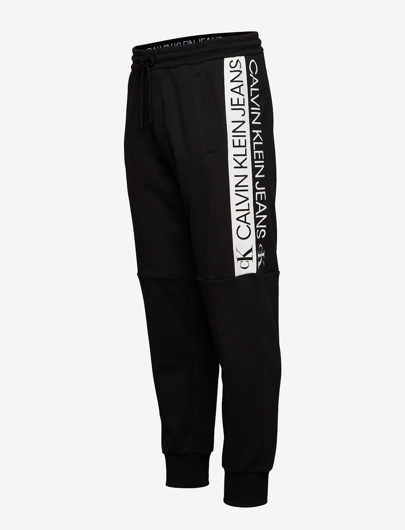 Calvin Klein Jeans - MIRROR LOGO HWK PANT - kleding - ck black - 2