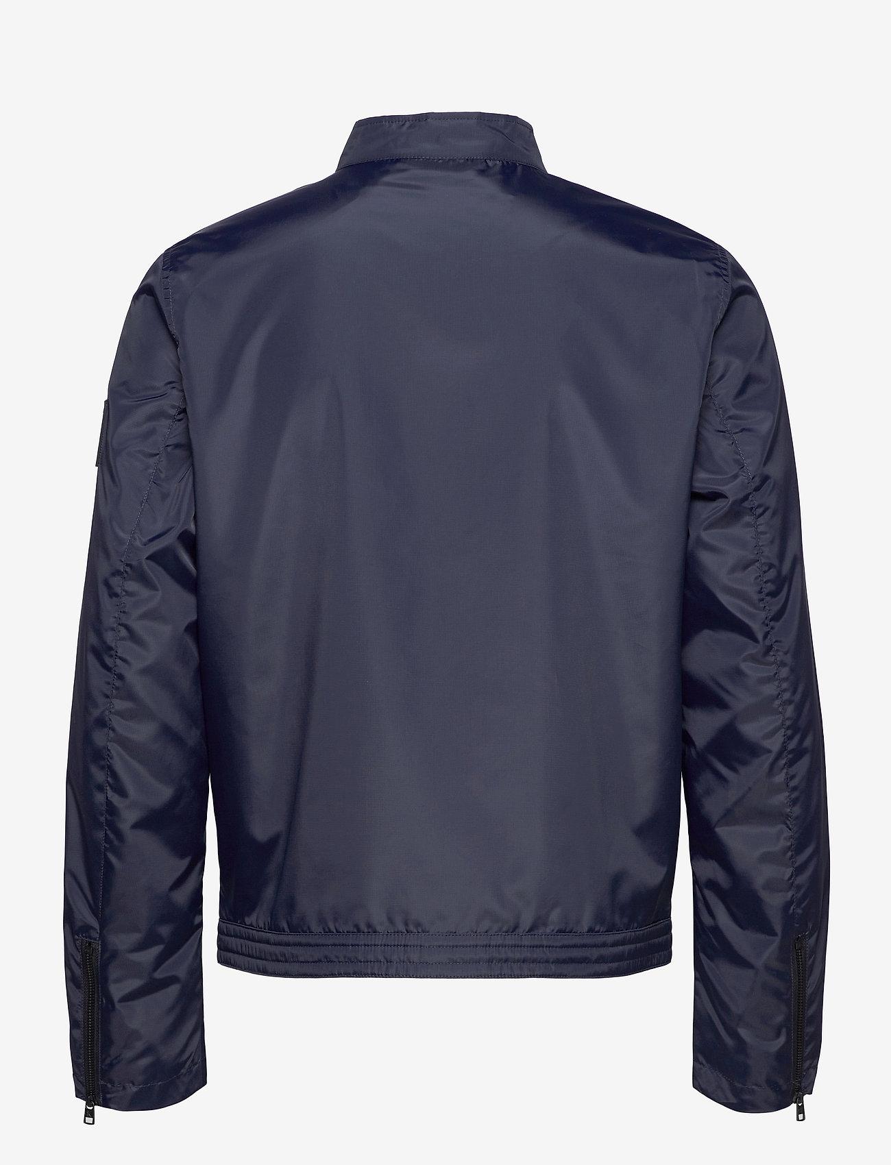 Calvin Klein Jeans - NYLON BIKER JACKET - vestes légères - night sky - 1