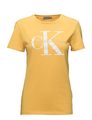 SHRUNKEN TEE TRUE IC - SPECTRA YELLOW