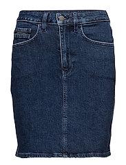 Calvin Klein Jeans - Hr Knee Skirt - Tipp