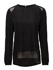 Calvin Klein Jeans - Wilfreda Mm Cn Top L