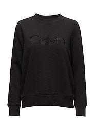 HONDI CALVIN CN HWK L/S - CK BLACK