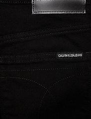 Calvin Klein Jeans - CKJ 010 HIGH RISE SK - skinny farkut - eternal black - 4