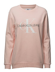 MONOGRAM LOGO SWEATSHIRT - CHINTZ ROSE