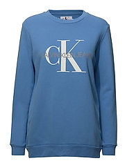 MONOGRAM LOGO SWEATSHIRT - REGATTA
