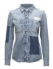 Calvin Klein Jeans - Ls Utility Shirt
