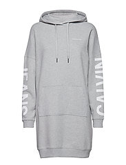 INSTITUTIONAL BACK H - LIGHT GREY HEATHER