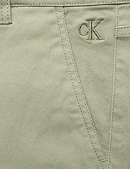 Calvin Klein Jeans - SKINNY CARGO PANTS - broeken med skinny fit - earth sage - 2