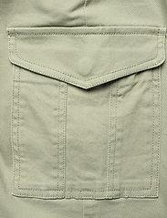 Calvin Klein Jeans - SKINNY CARGO PANTS - broeken med skinny fit - earth sage - 4