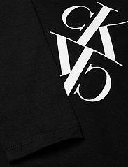 Calvin Klein Jeans - MIRRORED MONOGRAM BODY - body - ck black - 2