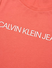 Calvin Klein Jeans - INSTITUTIONAL LOGO SLIM FIT TEE - t-shirts - island punch - 2