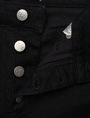 Calvin Klein Jeans - HIGH RISE SUPER SKINNY ANKLE - skinny jeans - da091 clean black shank - 3