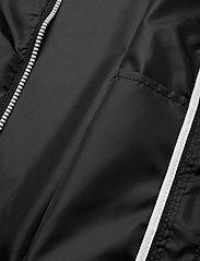 Calvin Klein Jeans - LARGE CK LOGO HOODED - kevyet takit - ck black - 5