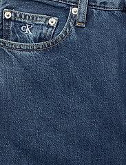 Calvin Klein Jeans - CKJ 030 HIGH RISE STRAIGHT ANKLE - mom-jeans - ab076 icn light blue - 2