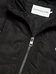 Calvin Klein Jeans - METALLIC WINDBREAKER - lichte jassen - ck black - 3