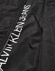 Calvin Klein Jeans - METALLIC WINDBREAKER - lichte jassen - ck black - 5