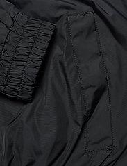 Calvin Klein Jeans - STRIPE TAPE HOODED WINDBREAKER - lette jakker - ck black - 4