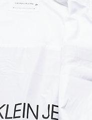 Calvin Klein Jeans - STRIPE TAPE HOODED WINDBREAKER - lichte jassen - ck black - 5