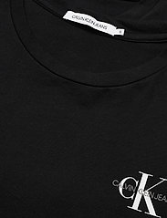 Calvin Klein Jeans - 2 PACK SLIM T-SHIRT - t-shirts - ck black / ck black - 2
