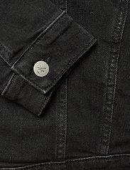 Calvin Klein Jeans - 90S TRUCKER - jeansjakker - ab099 washed black - 3