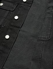 Calvin Klein Jeans - 90S TRUCKER - jeansjakker - ab099 washed black - 4
