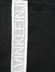 Calvin Klein Jeans - MESH TAPE LOGO LEGGING - ck black - 4