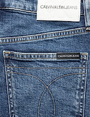 Calvin Klein Jeans - HIGH RISE MINI SKIRT - denimskjørt - ab121 light blue yoke - 3