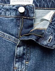 Calvin Klein Jeans - HIGH RISE MINI SKIRT - denimskjørt - ab121 light blue yoke - 4
