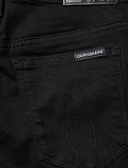 Calvin Klein Jeans - HIGH RISE SUPER SKINNY ANKLE - skinny jeans - bb217 - rinse black lace wb - 4