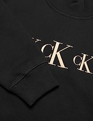 Calvin Klein Jeans - CK ECO CN - sweatshirts - ck black / soft cream - 2