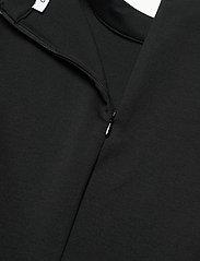 Calvin Klein Jeans - LOGO ELASTIC DRESS - hverdagskjoler - ck black - 3