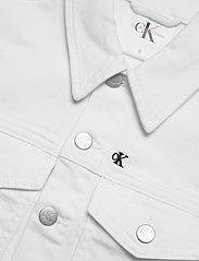 Calvin Klein Jeans - DENIM VEST - vester - denim white - 2