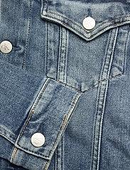 Calvin Klein Jeans - FOUNDATION DENIM JACKET - jeansjakker - bb242 - dark blue - 3