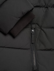 Calvin Klein Jeans - SHORT DOWN FITTED PUFFER - down- & padded jackets - ck black - 3