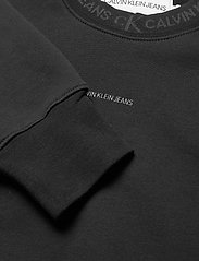 Calvin Klein Jeans - LOGO TRIM CREW NECK SWEATSHIRT - gensere og hettegensere - ck black - 2