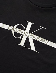 Calvin Klein Jeans - GOLD MONOGRAM TEE - t-shirts - ck black - 2