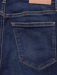 Calvin Klein Jeans - HIGH RISE SKINNY - skinny jeans - denim dark - 4