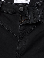 Calvin Klein Jeans - HIGH RISE SKINNY ANKLE - skinny jeans - denim black - 2
