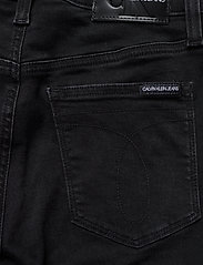 Calvin Klein Jeans - HIGH RISE SKINNY ANKLE - skinny jeans - denim black - 3