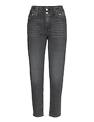 MOM JEAN - DENIM GREY
