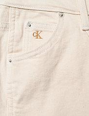 Calvin Klein Jeans - HIGH RISE STRAIGHT ANKLE - straight jeans - denim light - 2