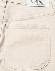 Calvin Klein Jeans - HIGH RISE STRAIGHT ANKLE - straight jeans - denim light - 4