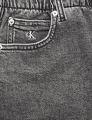Calvin Klein Jeans - HIGH RISE MINI SKIRT - jeanskjolar - denim grey - 2