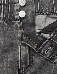 Calvin Klein Jeans - HIGH RISE MINI SKIRT - jeanskjolar - denim grey - 3
